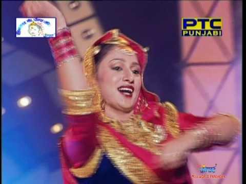 Miss Chandigarh Gurpreet aulakh dance Miss World Punjaban 2010 Episode 19