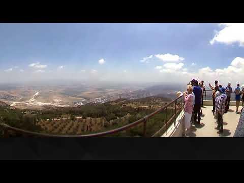 ISRAEL 360º VIDEO ENGLISH    21 / 31   MOUNT CARMEL