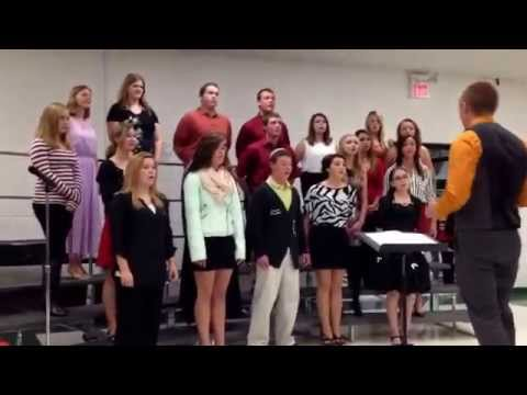 North Callaway high school choir 2013-2014