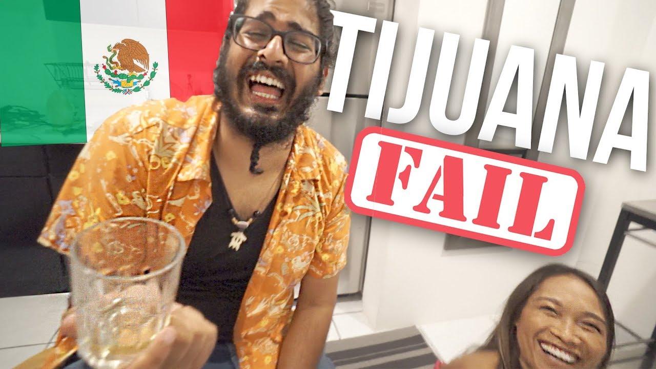 tijuana nightlife fail! - revolución tijuana mexican nightlife - youtube