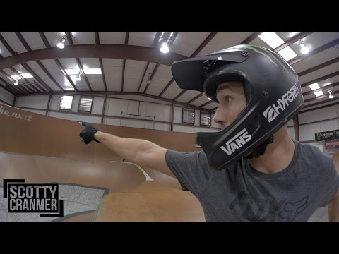 MONSTER ENERGY BMX COMP W/ SCOTTY & MATTY CRANMER!