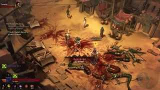 Diablo III Ultimate Evil Edition Walkthrough Part 31 - Searching For The Khasim Outpost PS4 HD