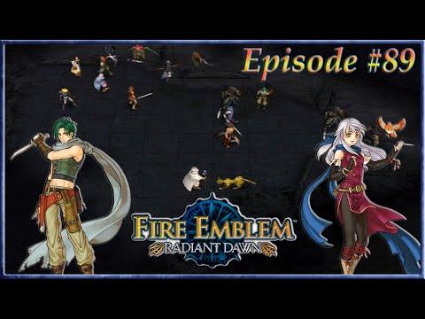 Fire Emblem: Radiant Dawn - Daein's Laguz Slaughter Begins - Episode 89