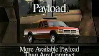 Dodge Dakota Commercial (1995)