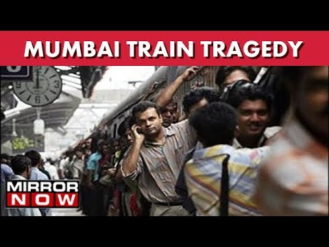 Mumbai Train Tragedy: Three Women Killed While Crossing Tracks  I The News