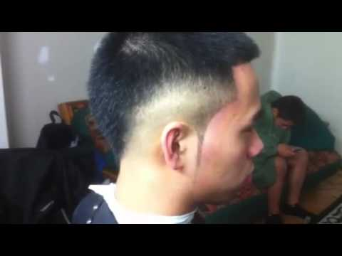 Faded Mohawk W/ Ghost Line Up   YouTube