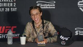 UFC on FOX 30: Joanna Jedrzejczyk Post-Fight Press Conference - MMA Fighting
