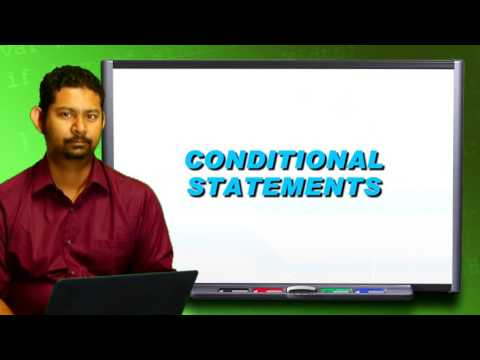 JavaScript - Logical Operators & Conditional Statements (Lesson 4c)