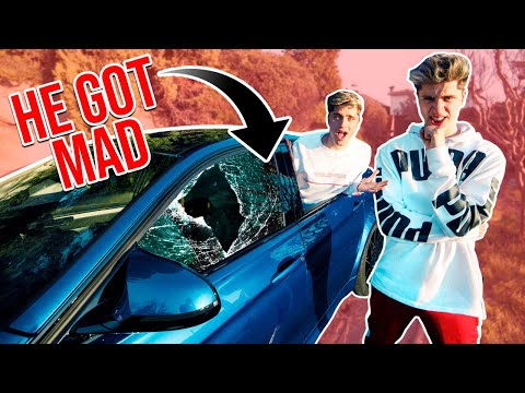 I BROKE MY TWIN BROTHER'S CAR | MARTINEZ TWINS
