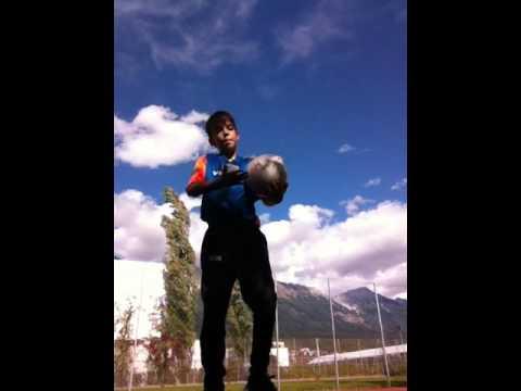 ich spiele fussball