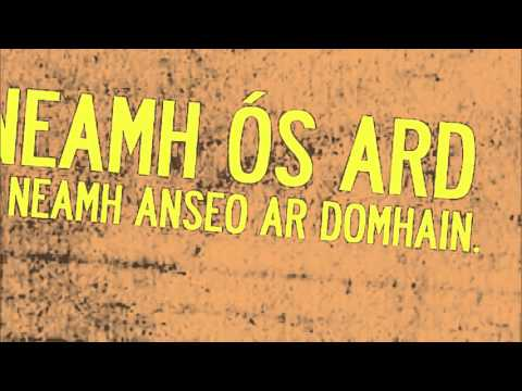Ed Sheeran - 'Thinking Out Loud' As Gaeilge!