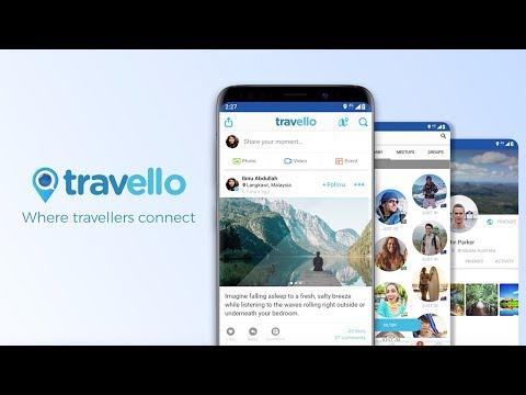 travel buddy app iphone