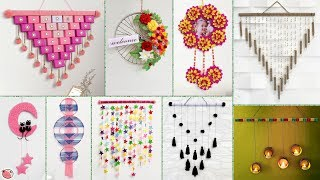 10 Creative Wall Hangings  DIY…