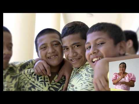 Loto Taumafai Society - School TV Ad