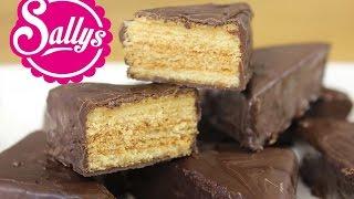 Baumkuchen-Ecken / Konfekt / Baumkuchenspitzen - ein sehr leckeres Rezept