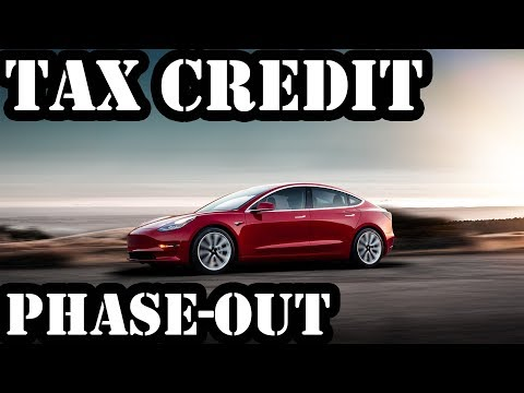 Let's Talk: Model 3 & The Tax Credit Phase-Out