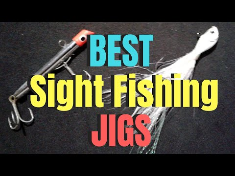 BEST Sight Fishing JIGS For Saltwater