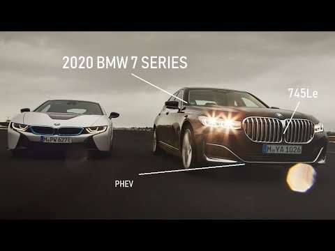 2020 BMW 745Le Plug In Hybrid - MORE TECH, RANGE, LUXURY & GRILLE