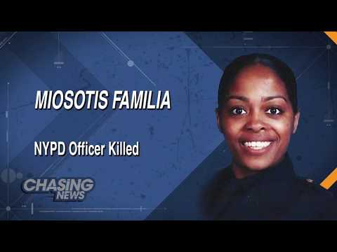 Bronx Neighborhood In Shock After Fatal Shooting Of Officer