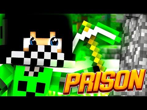 Видео: ГДЕ АПУТЬ БРОНЮ НА ПРИЗОН КРИСТАЛИКС! ● Minecraft Cristalix Prison