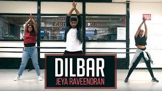 DILBAR | Dance Cover | Satyameva Jayate | Jeya Raveendran Choreography