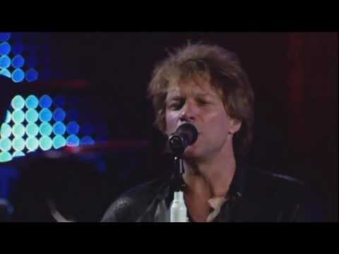 Bon Jovi - Superman Tonight - The Circle Tour - Live From New Jersey 2010