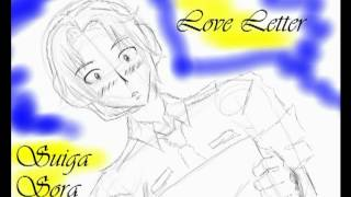 【UTAU】Love Letter; Suiga Sora【穂歌ソラ】( Hiragana VCV UST BETA Download Available!) Resimi