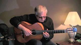 BESAME MUCHO. Michael Pokrovsky, guitar (HD)