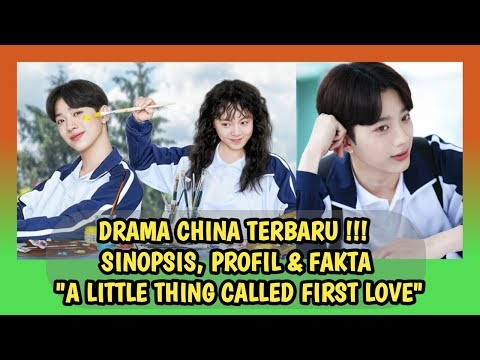 "PROFIL & FAKTA PEMAIN DRAMA CHINA TERBARU ""A LITTLE THING CALLED FIRST LOVE"" - Miss Ceriwis"