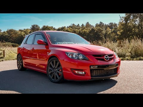 MOST POWERFUL 535BHP MAZDA 3 MPS IN UK??