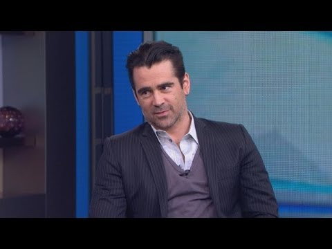 Colin Farrell Interview 2014: Which 'Winter's Tale' Star Did the Actor ...