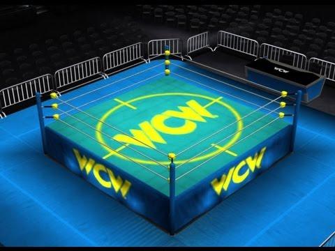 WWE '12 Community Showcase: WCW Saturday Night Arena ...