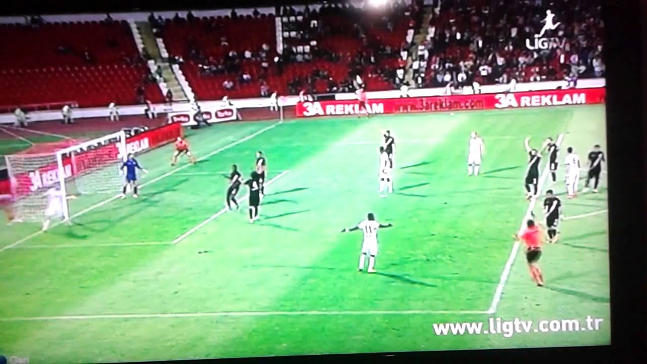 Balıkesirspor 2 - 0 Galatasaray Maçın Geniş Özeti