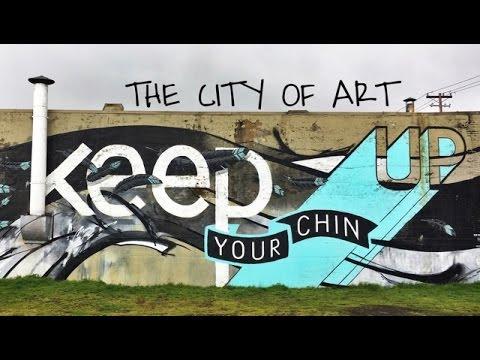The City of Art // Portland, Oregon