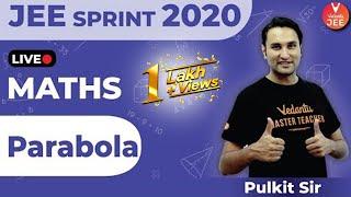 Parabola - Shortcut Tricks | JEE Sprint 2020 | JEE Maths | IIT JEE Main 2020 | IIT JEE Advanced 2020