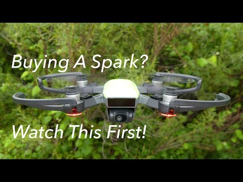 Buying a DJI Spark? Watch This First!