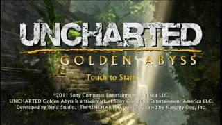 Uncharted: Golden Abyss Part 1/2