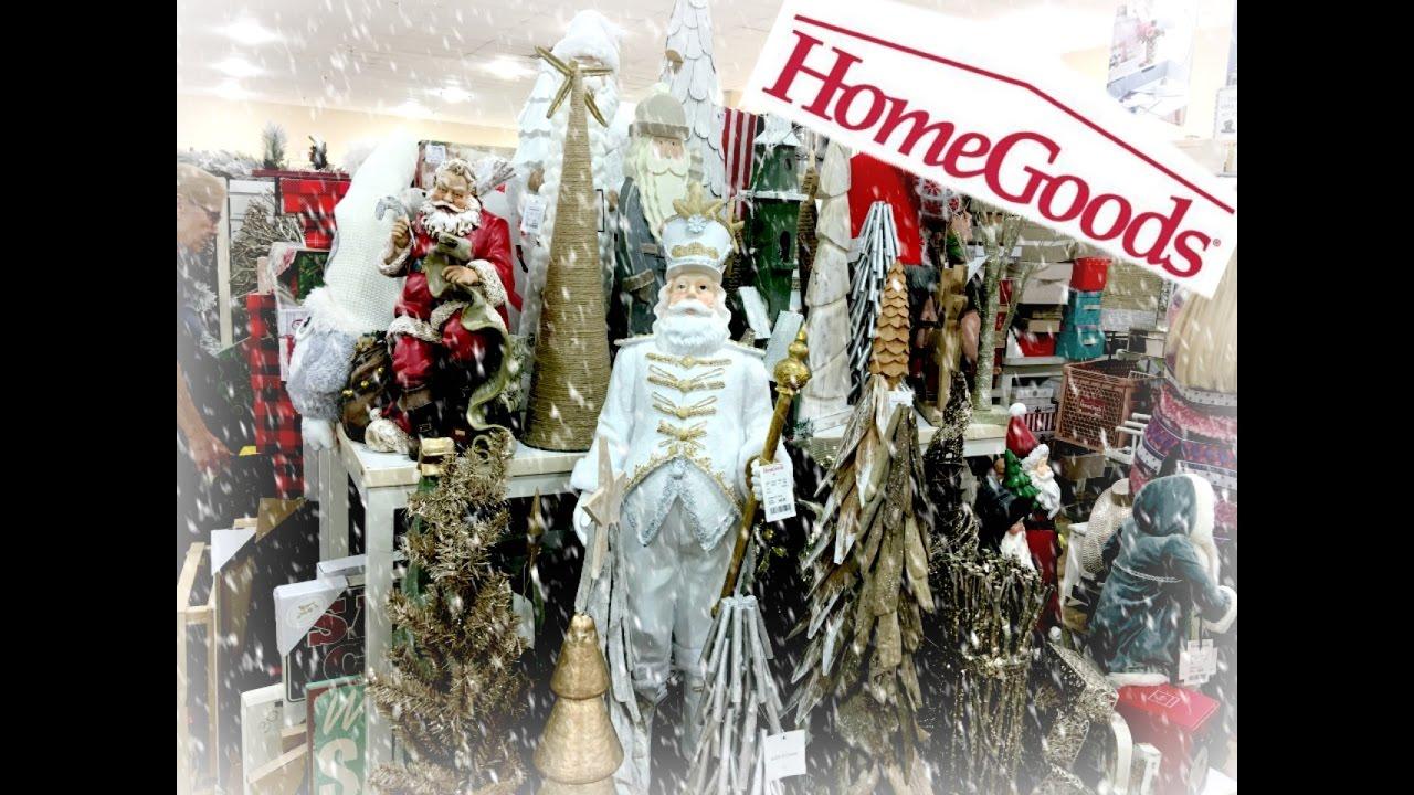 home goods christmas decoration