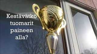 Joensuun kampuksen Salibandyliigan Finaalit 20.4.2018!