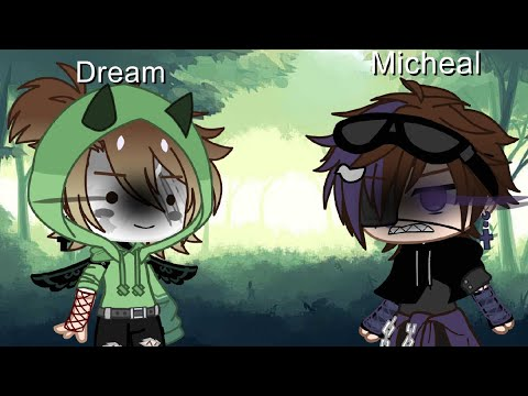 The Afton Family Meets The Dream Team + TechnoBlade And Tommyinit |Part 2|