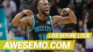 Yahoo, FanDuel & DraftKings NBA All-Star Live Before Lock - Sun 2/17