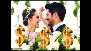 Свадьба: Бурак Озчивит и Фахрие Эвджен!