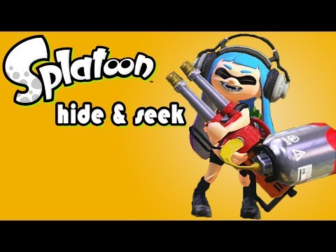 Mistakes Were Made! (Splatoon Hide & Seek)