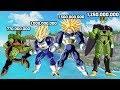 DBZMacky Dragon Ball Z POWER LEVELS Perfect Cell Saga