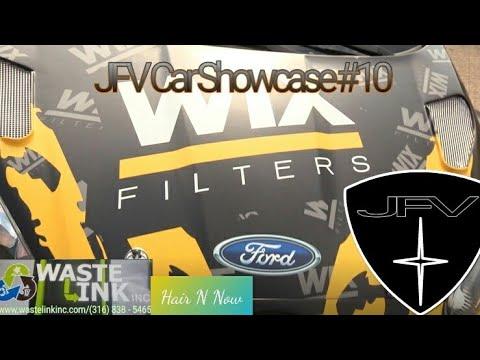 JFV Car Showcase #10, WIX Filters Rally Car, @81 Speedway, 08/18/18