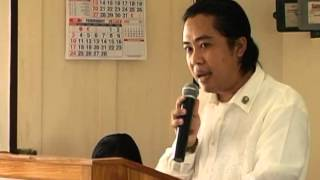 CORRUPTION in the Philippines (Caraga, Davao Oriental., Mayor William Dumaan)
