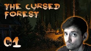 THE CURSED FOREST #01 [GER] - Die dunkle Gestalt