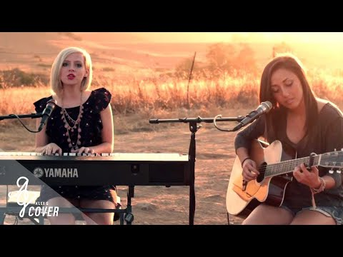Too Close - Alex Clare - Alex G & Madilyn Bailey Acoustic Cover - Official Music Video