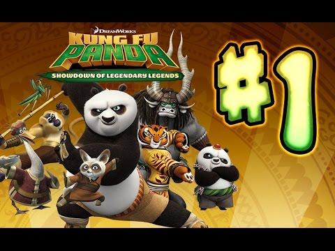 Kung Fu Panda  Showdown of Legendary Legends Walkthrough Part 1 (PS3 ... 2945ec613