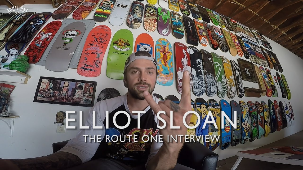 Elliot Sloan: The Route One Interview | Route One